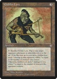 Goblin Lyre, Magic, Ice Age