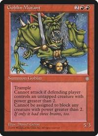 Goblin Mutant, Magic: The Gathering, Ice Age