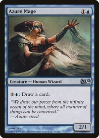 Azure Mage, Magic: The Gathering, Magic 2012 (M12)