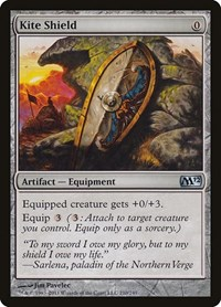 Kite Shield, Magic: The Gathering, Magic 2012 (M12)