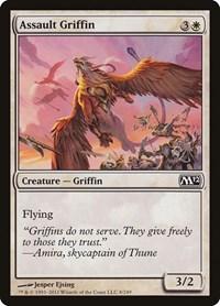 Assault Griffin, Magic: The Gathering, Magic 2012 (M12)
