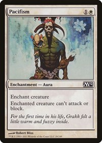 Pacifism, Magic: The Gathering, Magic 2012 (M12)