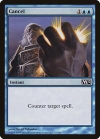 Cancel, Magic: The Gathering, Magic 2012 (M12)