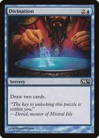 Divination, Magic: The Gathering, Magic 2012 (M12)