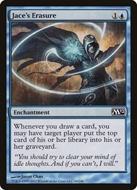 Jace's Erasure, Magic: The Gathering, Magic 2012 (M12)