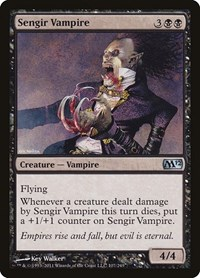 Sengir Vampire, Magic: The Gathering, Magic 2012 (M12)