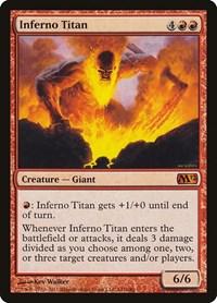 Inferno Titan, Magic, Magic 2012 (M12)