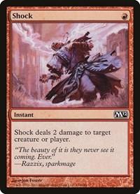 Shock, Magic, Magic 2012 (M12)