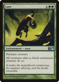 Lure, Magic: The Gathering, Magic 2012 (M12)