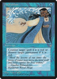 Hydroblast, Magic: The Gathering, Ice Age