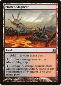 Molten Slagheap, Magic: The Gathering, Commander