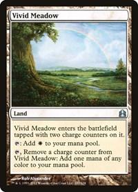 Vivid Meadow, Magic: The Gathering, Commander