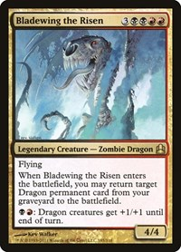 Bladewing the Risen, Magic: The Gathering, Commander