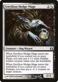 Gwyllion Hedge-Mage, Magic: The Gathering, Commander
