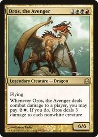 Oros, the Avenger, Magic: The Gathering, Commander