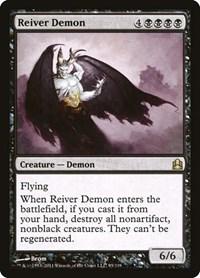 Reiver Demon, Magic, Commander