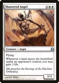 Shattered Angel, Magic: The Gathering, Commander