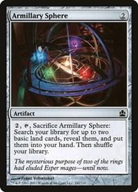 Armillary Sphere, Magic: The Gathering, Commander