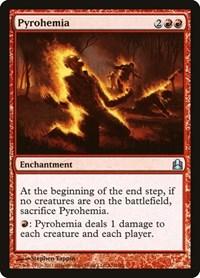 Pyrohemia, Magic, Commander