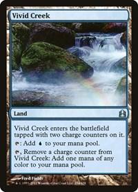 Vivid Creek, Magic: The Gathering, Commander