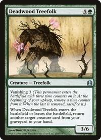 Deadwood Treefolk, Magic: The Gathering, Commander