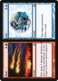 Fire // Ice, Magic: The Gathering, Commander
