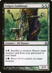 Golgari Guildmage, Magic: The Gathering, Commander