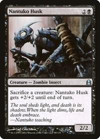 Nantuko Husk, Magic, Commander