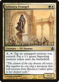Selesnya Evangel, Magic: The Gathering, Commander