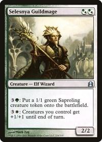Selesnya Guildmage, Magic: The Gathering, Commander