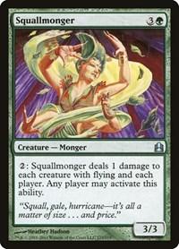 Squallmonger, Magic, Commander