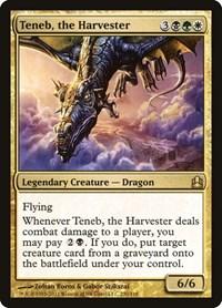 Teneb, the Harvester, Magic: The Gathering, Commander