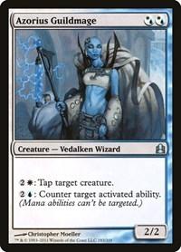 Azorius Guildmage, Magic: The Gathering, Commander