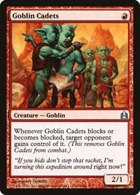 Goblin Cadets, Magic: The Gathering, Commander