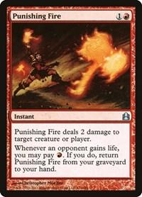 Punishing Fire, Magic: The Gathering, Commander