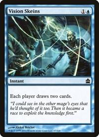 Vision Skeins, Magic: The Gathering, Commander