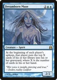 Dreamborn Muse, Magic: The Gathering, Commander