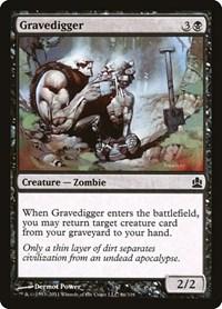Gravedigger, Magic: The Gathering, Commander