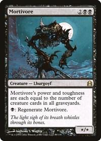 Mortivore, Magic: The Gathering, Commander