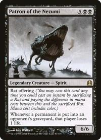 Patron of the Nezumi, Magic: The Gathering, Commander