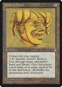 Jester's Mask, Magic: The Gathering, Ice Age