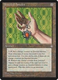 Jeweled Amulet, Magic: The Gathering, Ice Age
