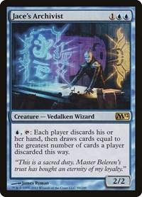 Jace's Archivist, Magic: The Gathering, Magic 2012 (M12)