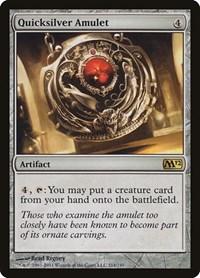 Quicksilver Amulet (Foil)