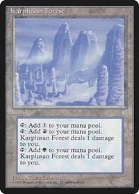 Karplusan Forest, Magic: The Gathering, Ice Age