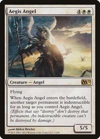 Aegis Angel, Magic: The Gathering, Magic 2012 (M12)