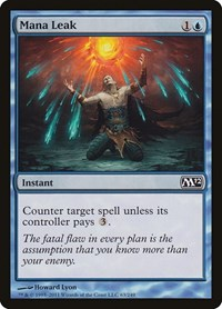 Mana Leak, Magic: The Gathering, Magic 2012 (M12)