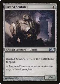 Rusted Sentinel, Magic, Magic 2012 (M12)
