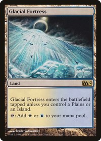 Glacial Fortress, Magic: The Gathering, Magic 2012 (M12)