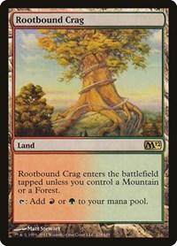 Rootbound Crag, Magic: The Gathering, Magic 2012 (M12)